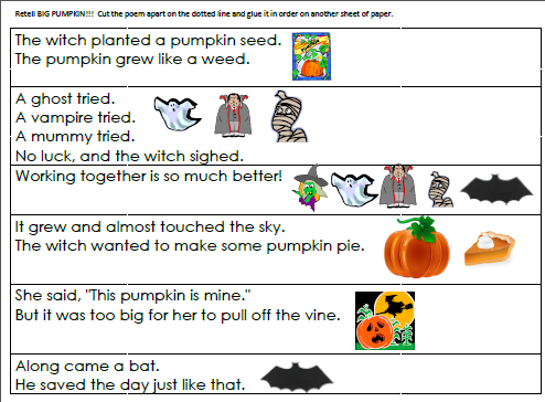math worksheet : a pumpkin unit  filled with lessons printables and more : Pumpkin Math Worksheet