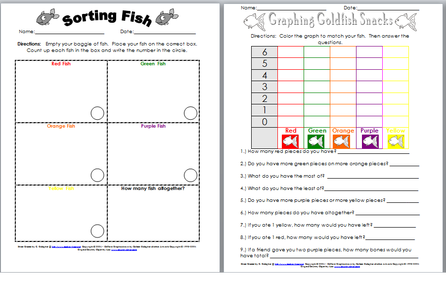 Rainbow UnitTheme Printables lessons ideas more – Functional Math Worksheets