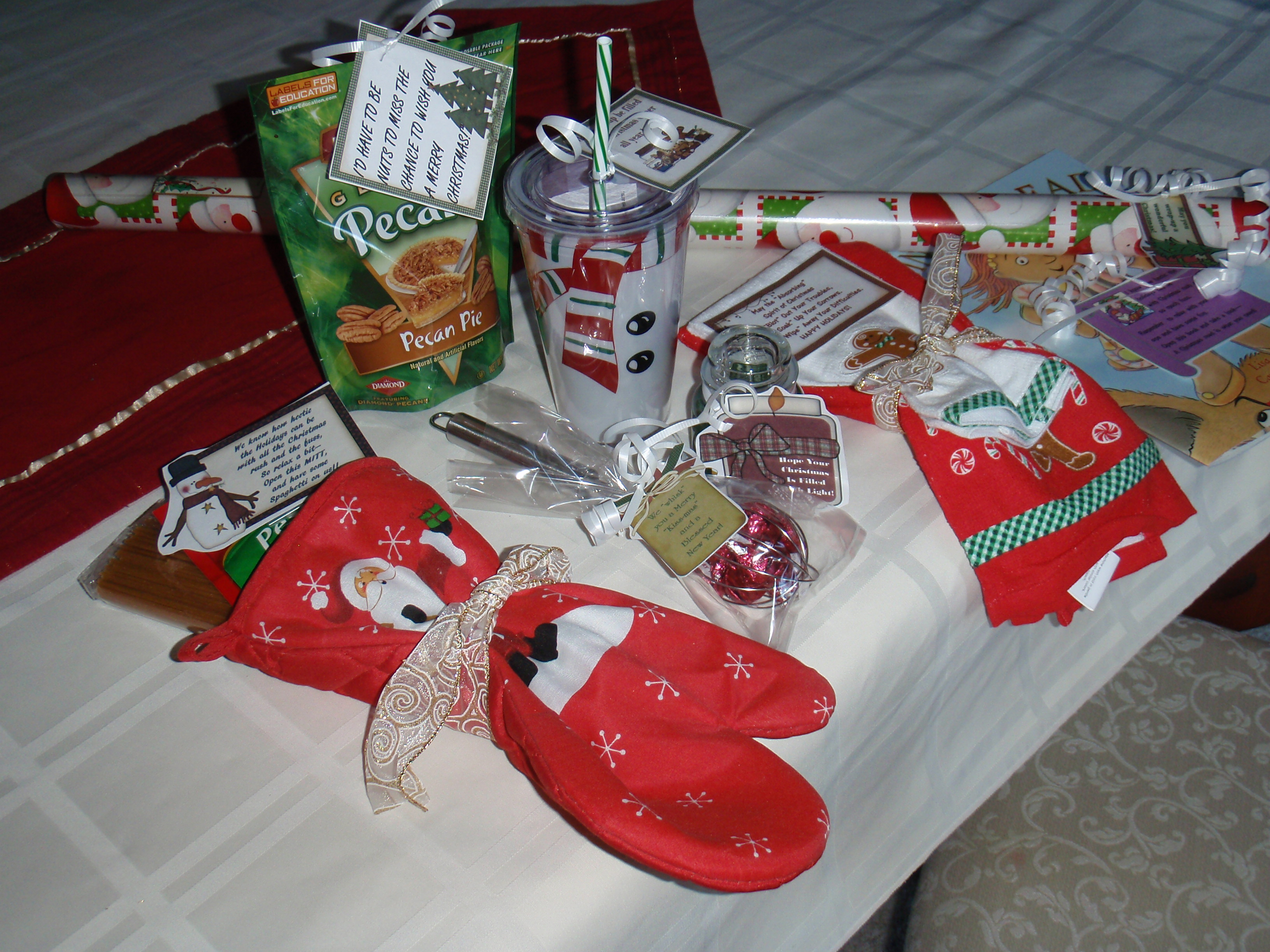 i have some ideas for inexpensive do it yourself christmas - Cheap Christmas Ideas