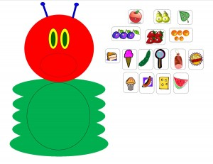 The very hungry caterpillar unit k 3 lessons links for Very hungry caterpillar templates free