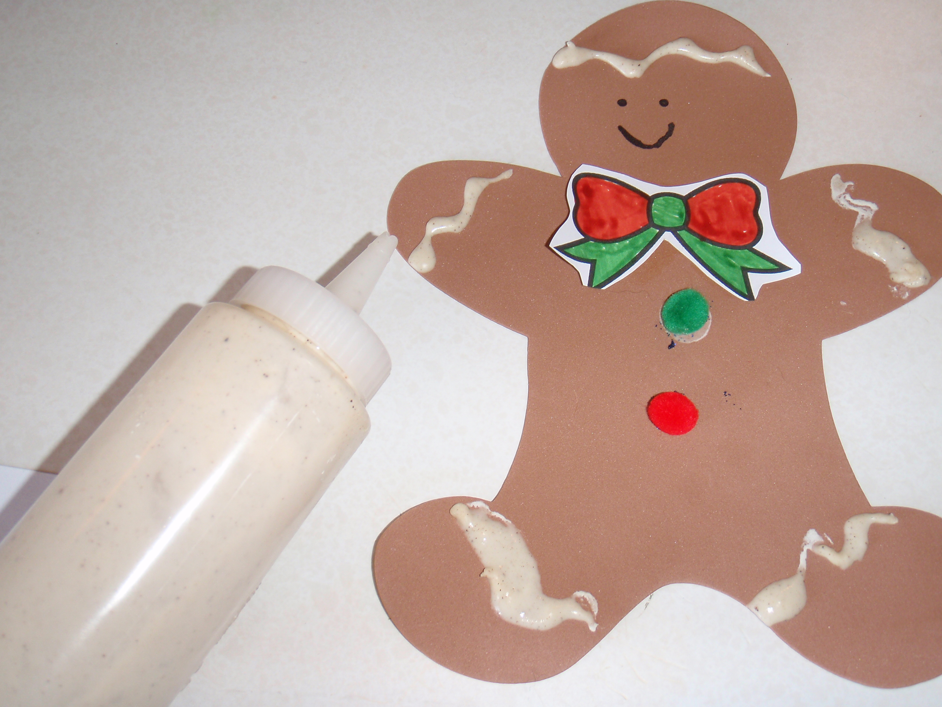 The Gingerbreadman Theme/Unit with Printables, Lessons, Ideas, and More