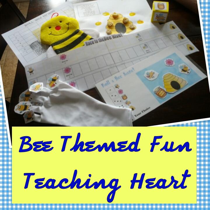 bee packet teachingheart
