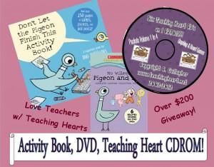 Teaching Heart Giveaway