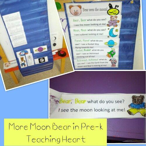 Teaching Heart Happy Birthday Moon