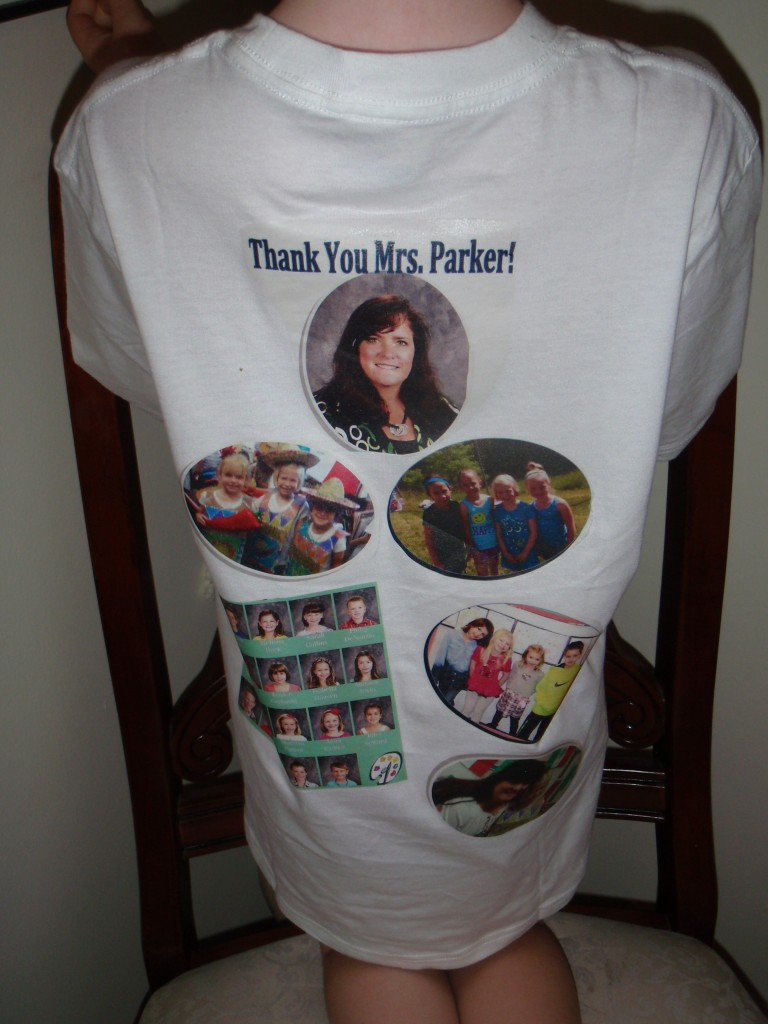 End of Year T-Shirt