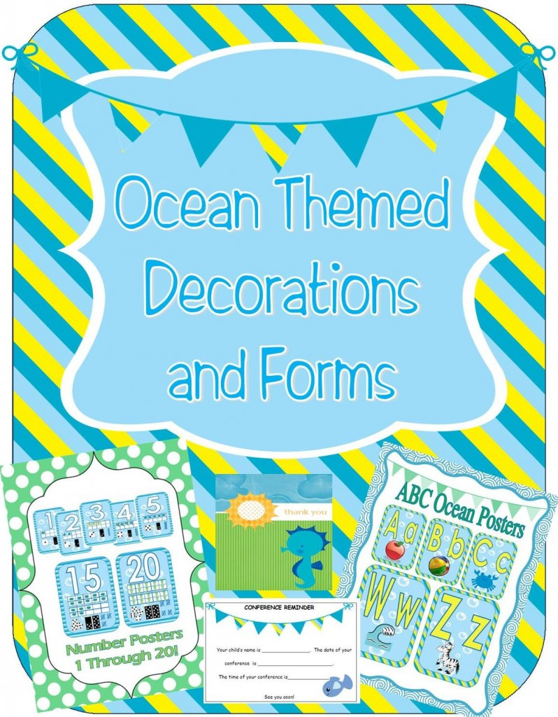 Ocean Decor Theme