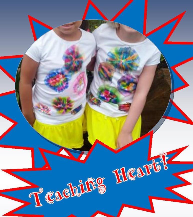tie-dye sharpie shirts