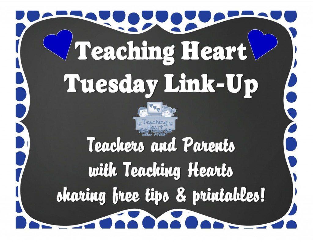 Teaching Heart Tuesday Link Up