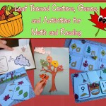 Leaf Packet for Preschool and Kindergarten