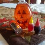 Pumpkin Head Discovery Bottles - Teaching Heart