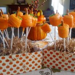 Pumpkin Pops Teaching Heart