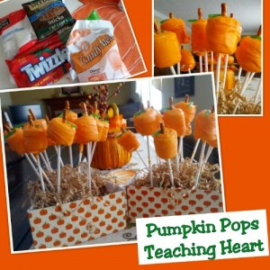 Easy Pumpkin Pop Recipe