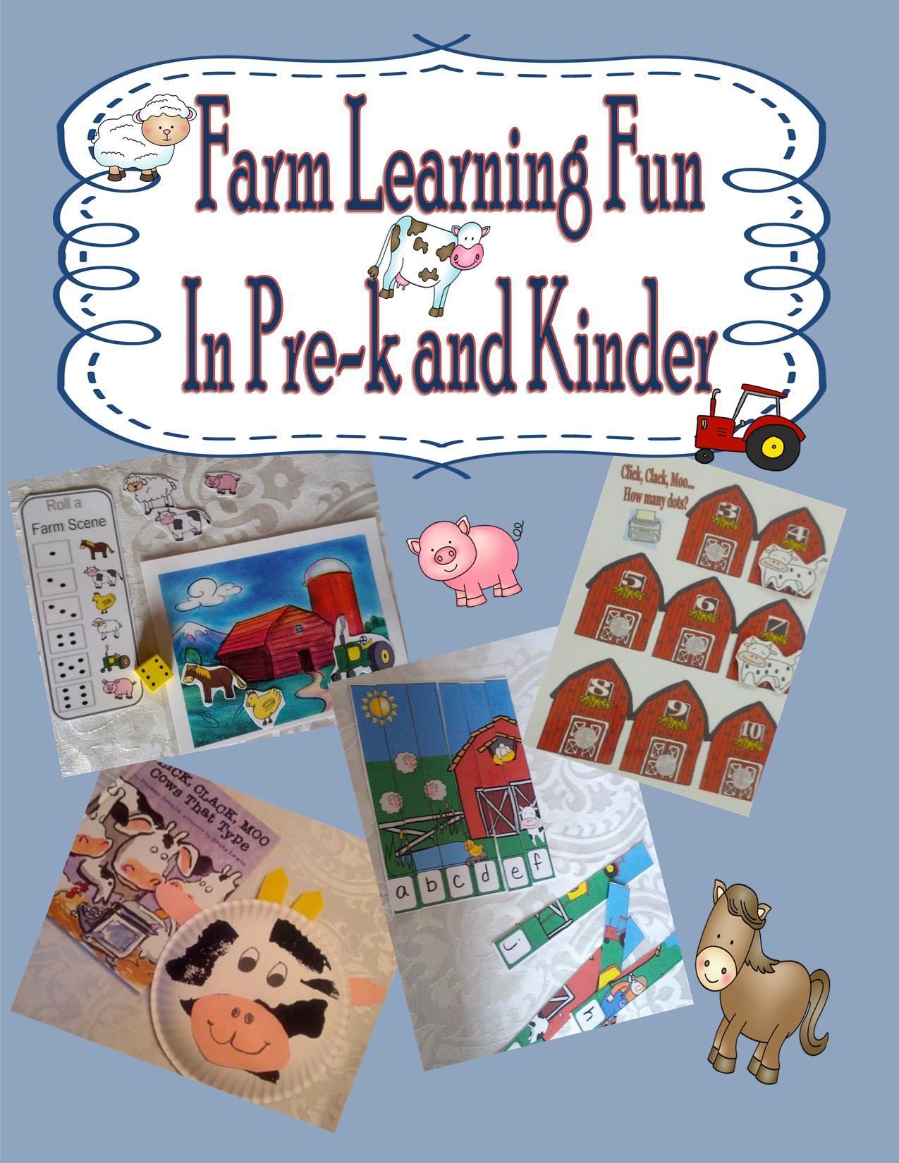 Teaching Heart Farm Packet