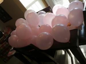 Pig Balloon Craft