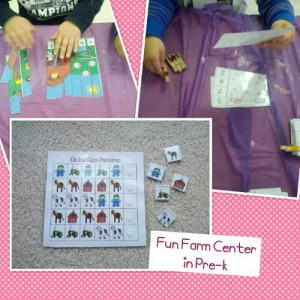 Farm themed Centers
