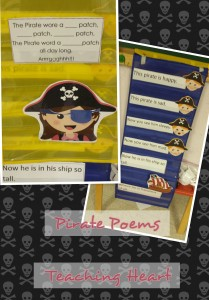 interactive pirate poems