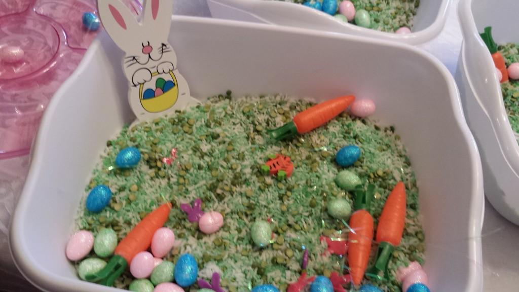Bunny Bin for Sorting