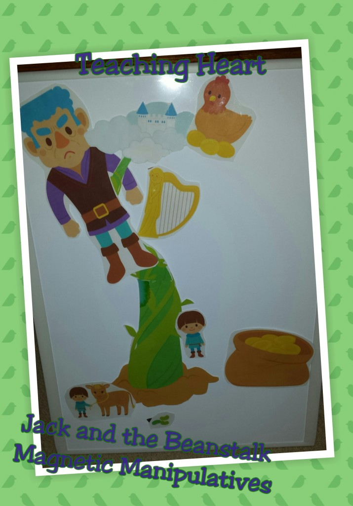 Magnetic Jack and the Beanstalk Retelling
