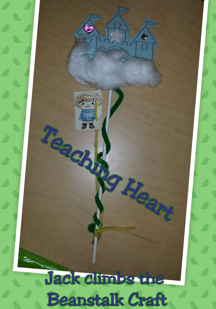 Jack and the Beanstalk Craft