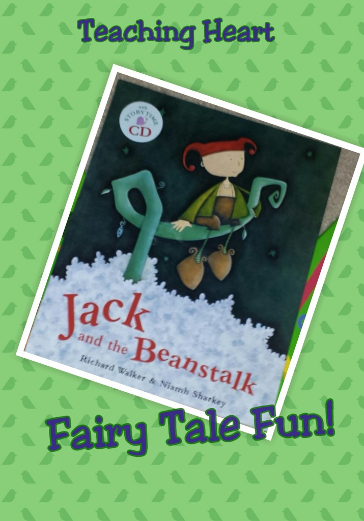 Jack and The Beanstalk Fun for Preschool and Kindergarten