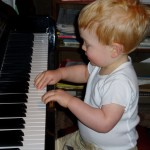 Importance of music for little ones