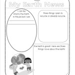 Earth Day News Free to Print!