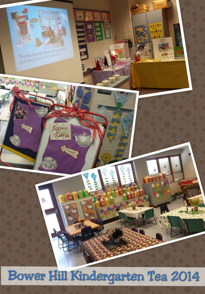 Bower Hill Kindergarten Tea
