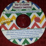Over 30 Packets. 100's of files on a DVD-ROM for Preschool and Kindergarten Thematic Teaching