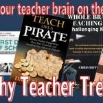 Best summer reads for teachers - TOP five!