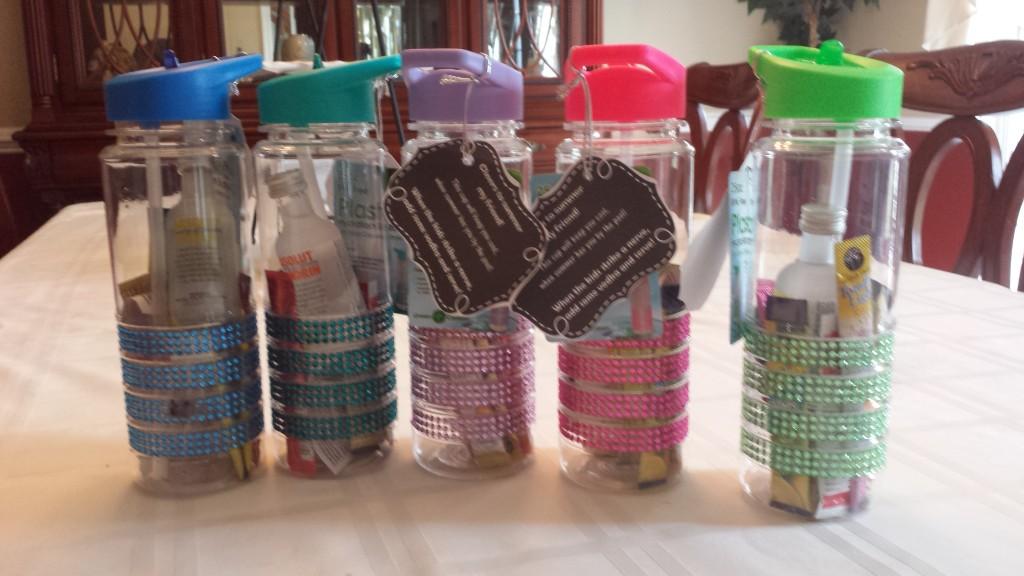 Water Bottle Gift for Summer Mom