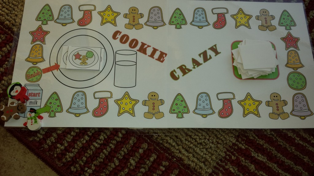 Cookie Crazy Sight Word Review