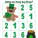 St. Patrick's Day Free Bump Dice Game