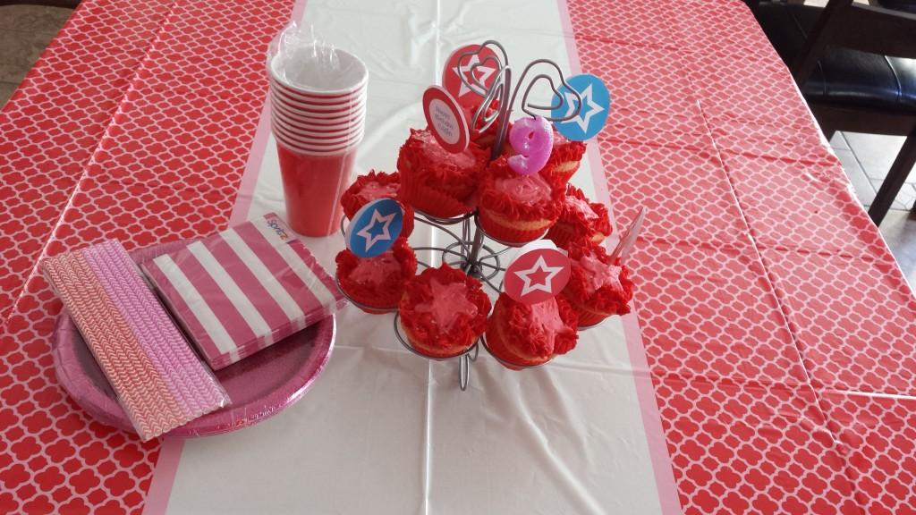 cupcakes american girl