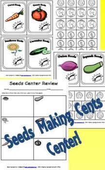 Seeds center - Money Activity