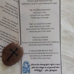 Prayer rock poem free printable