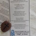 Prayer rock poem free printable