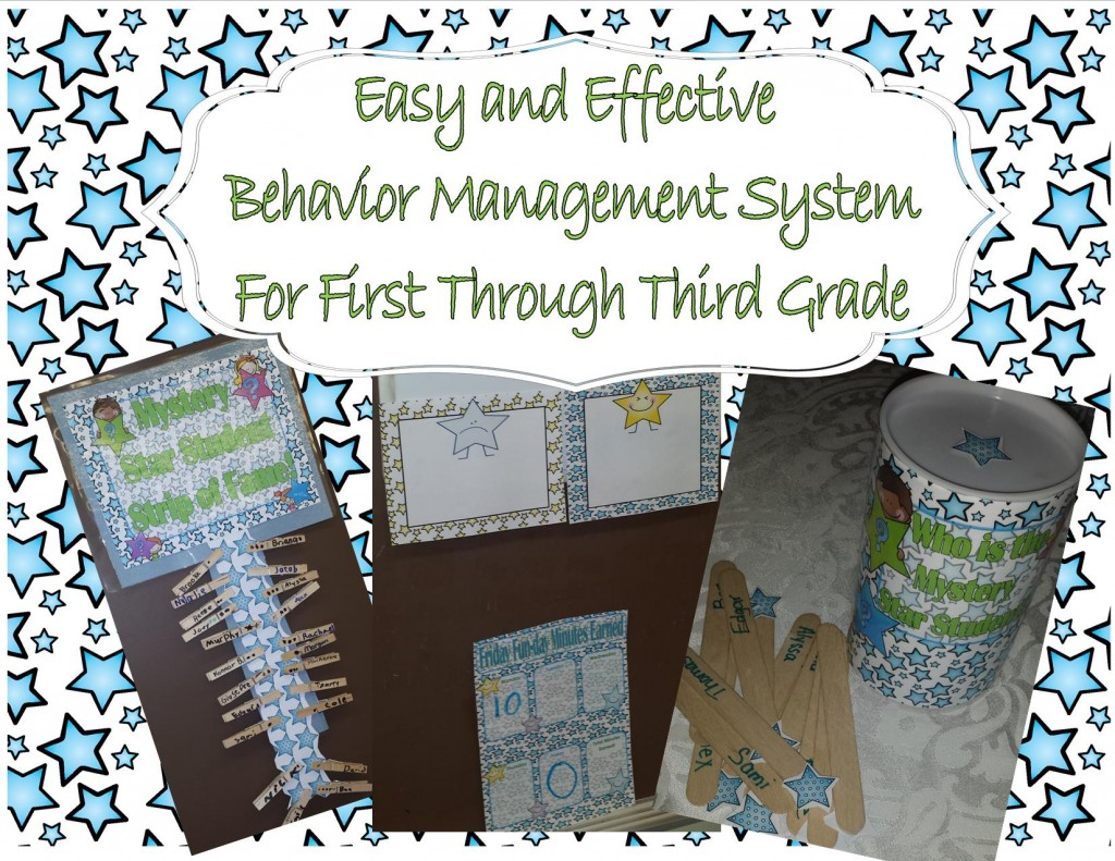 eaSY AND eFFECTIVE bEHAVIOR mANAGEMENT