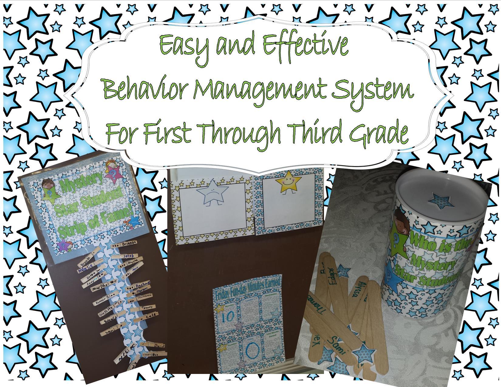 Classroom Management Ideas For First Grade : Classroom management ideas for first graders august