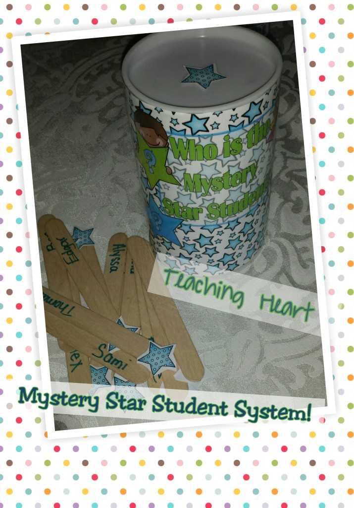 Mystery Star Student Behavior Management Made Easy