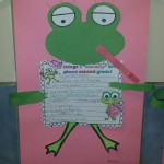 We Toadally Love School Craft
