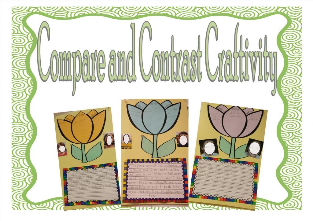 comparecontrastcraftflowerpic1