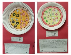 pizza fraction craft