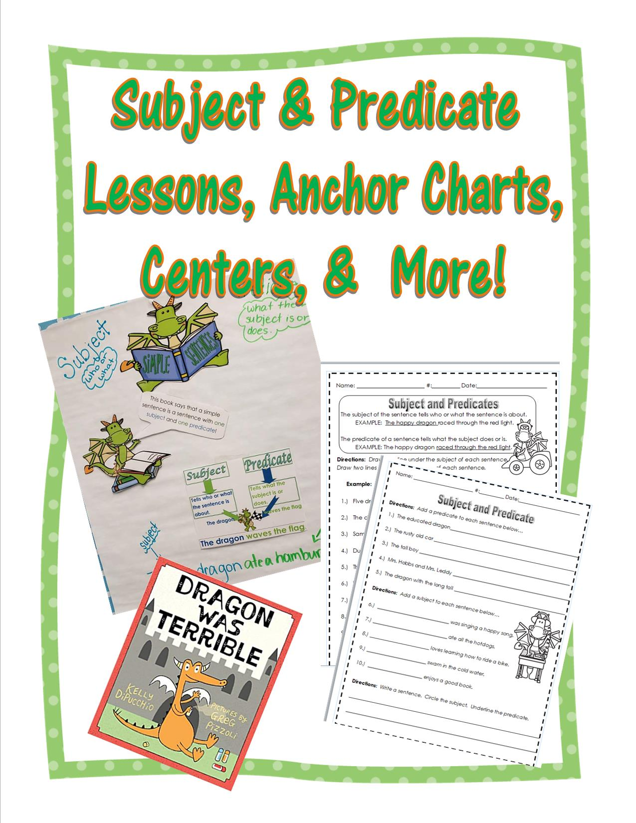 Subject Predicate Add