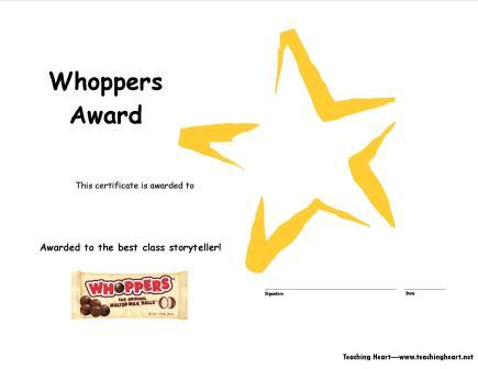 End of the year candy bar awards teaching heart blog teaching end of the year candy bar awards yelopaper Image collections